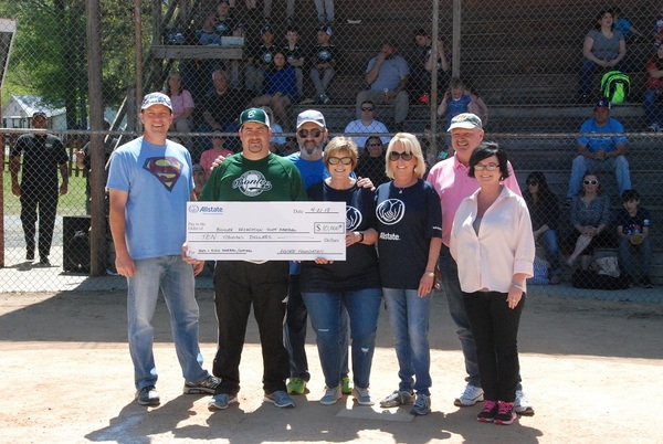 Randy Holt - Allstate Foundation Helping Hands Grant Helps Bonlee Recreation Park