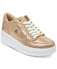 Image of G by GUESS Rigster Wedge Sneakers