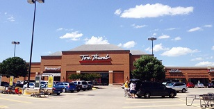Tom Thumb Storefront Picture at 2645 Arapaho Rd in Garland TX