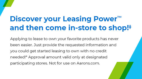 Leasing power in-store