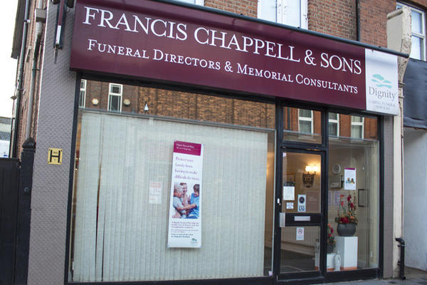 Francis Chappell & Sons Funeral Directors in Sidcup