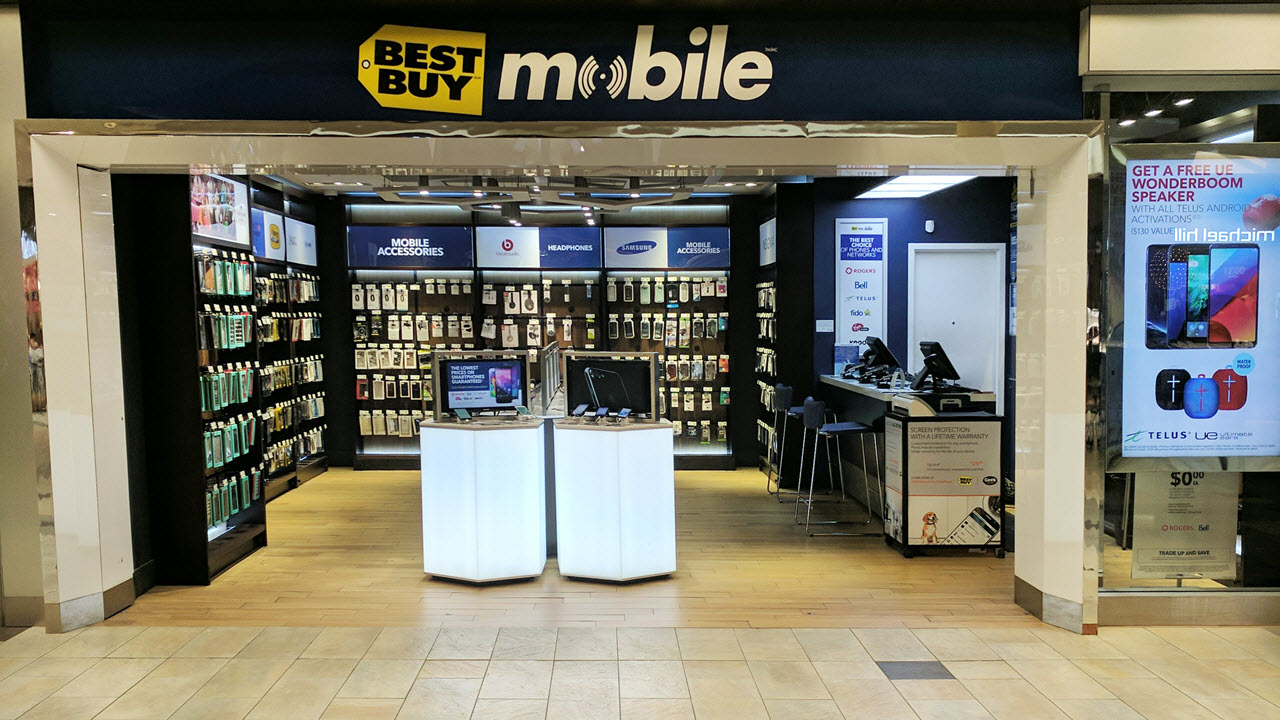 Best Buy Village Green Mall