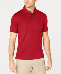 Image of Calvin Klein Men's Liquid Touch Cotton Polo Shirt