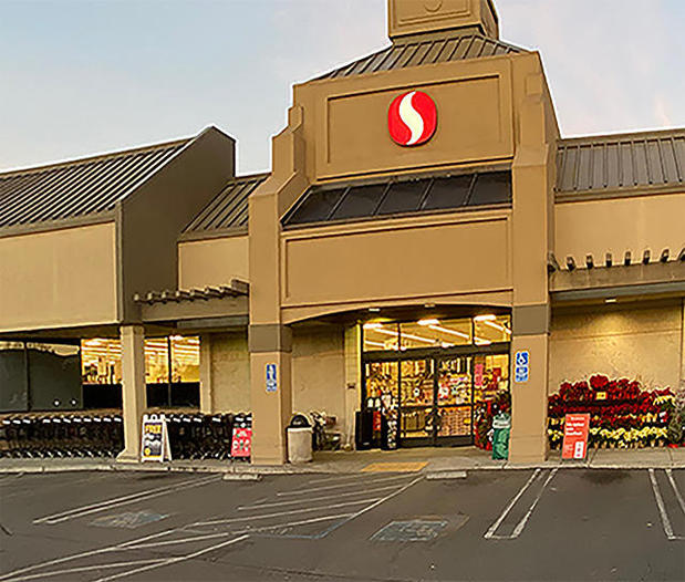 Safeway Store Front Picture - 639 S Bernardo Ave in Sunnyvale CA