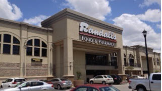 Randalls store front picture at 2225 Louisiana St in Houston Tx