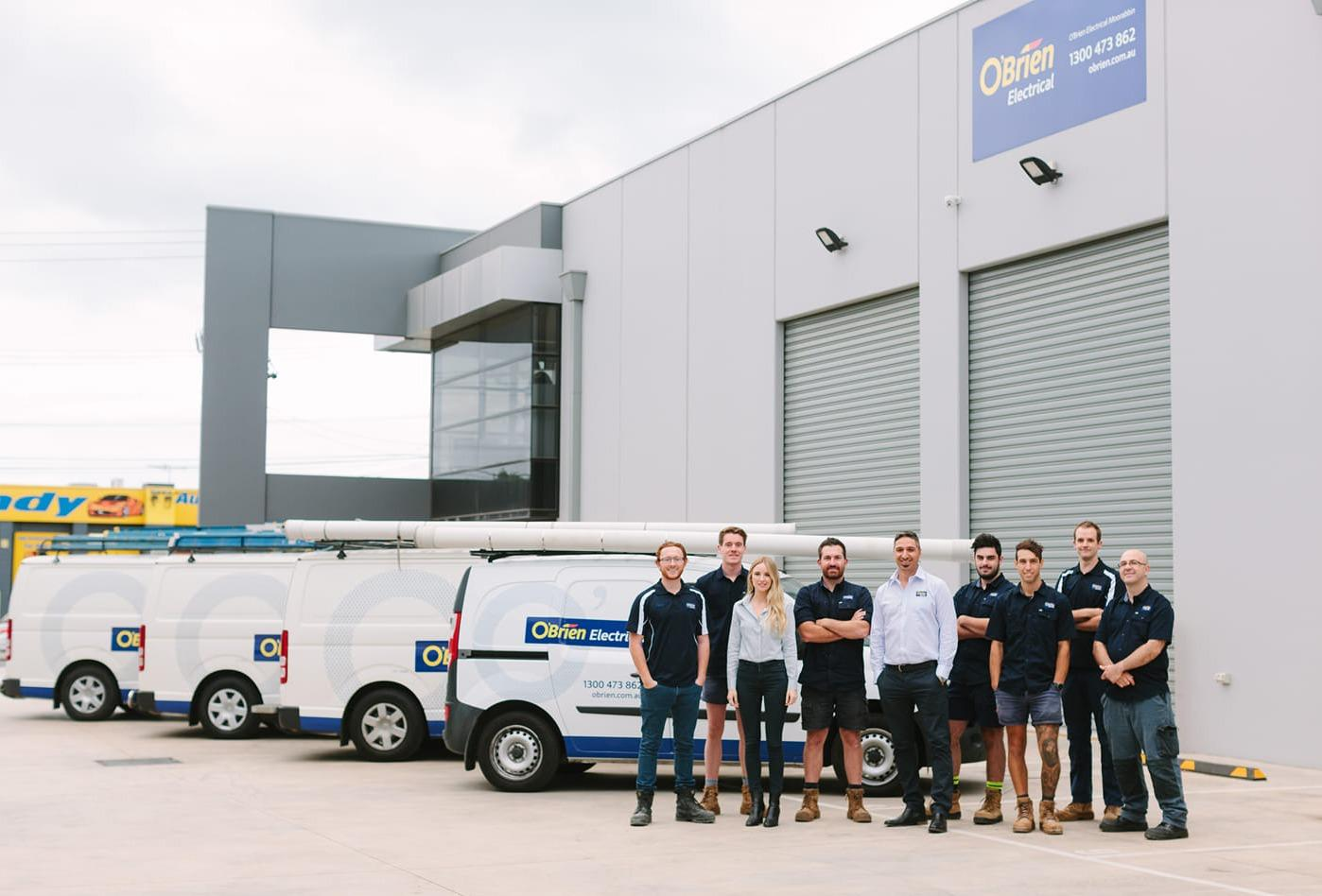 O'Brien Electrical Moorabbin