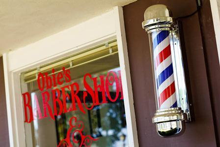 Obies Barbershop and Shaving Parlor