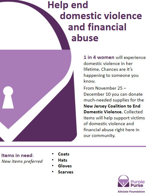 Dan Meredith Agency, LLC - Help End Domestic Violence and Financial Abuse