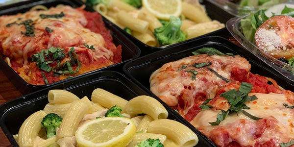 Bertucci's - Individual Catering Packages