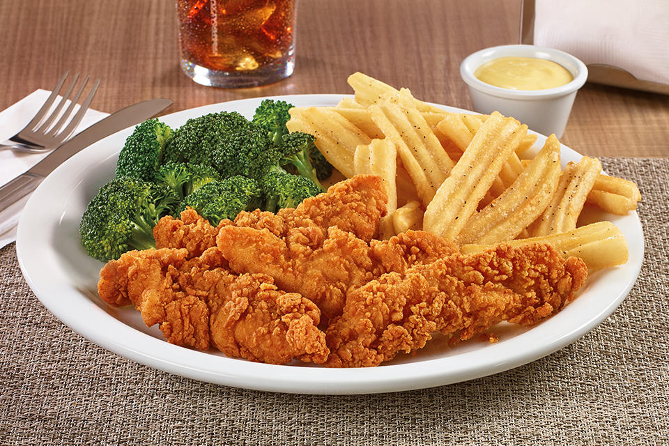 New! Premium Chicken Tenders
