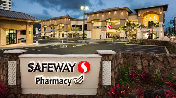 Safeway Store Front Picture at 1234 S Beretania St in Honolulu HI