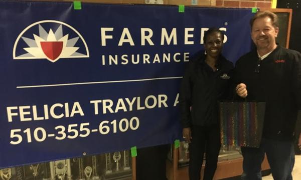 Felicia Traylor Farmers Insurance Agent In Concord Ca