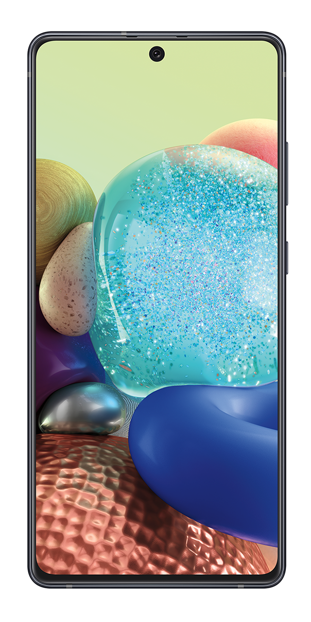 Samsung Galaxy A71 5G UW is here!