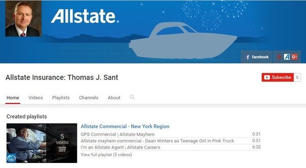 Thomas J. Sant - Thomas J. Sant YouTube Channel