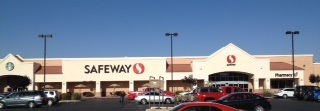 Safeway Store Front Picture at 3970 Stockton Hill Rd in Kingman AZ