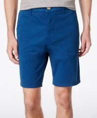 Image of American Rag Men's Stretch Chino Shorts, Created for Macy's