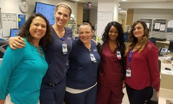 Nurses Week at Henry Mayo