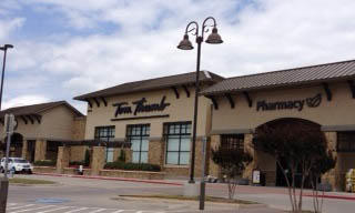 Tom Thumb Storefront Picture at 3070 N Goliad St in Rockwall TX
