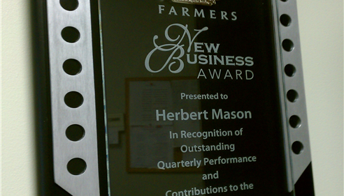 New Business Award