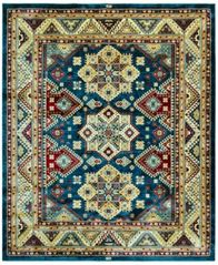 Image of KM Home Signature Nomad Kazak 2' x 3' Area Rug, Created for Macy's