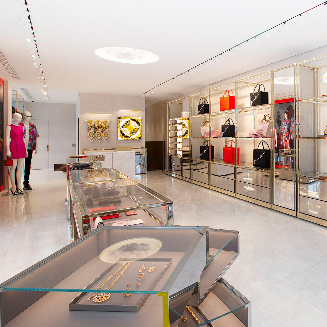Versace Cannes Boutique