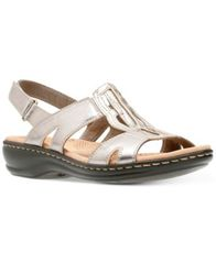Image of Clarks Collection Women's Leisa Skip Sandals, Created For Macy's