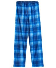 Image of Calvin Klein Printed Pajama Pants, Little Boys & Big Boys