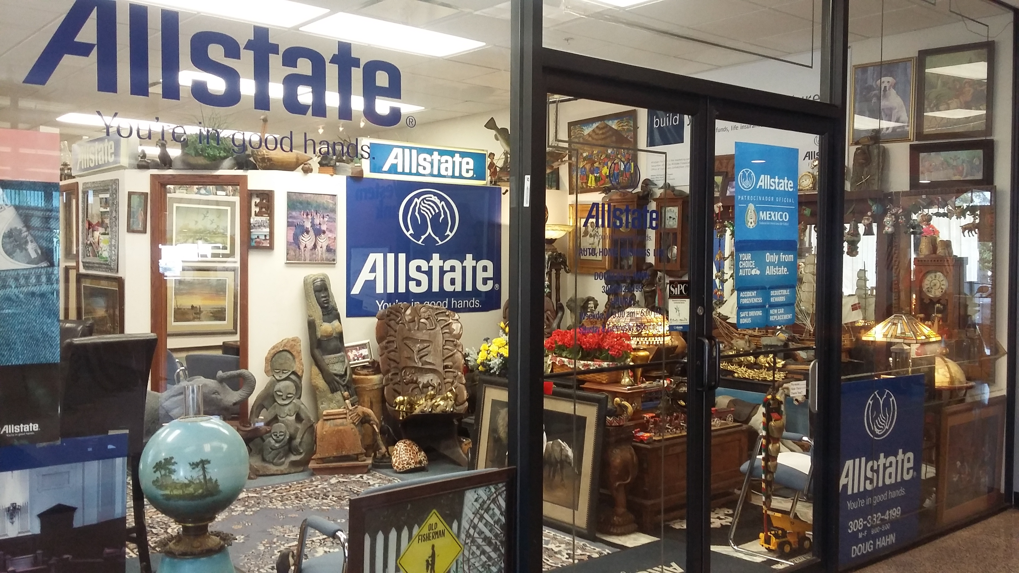 Life home car insurance quotes in grand island ne for Allstate motor club hotel discounts