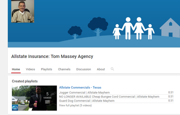 Tom Massey Agency - Tom Massey - YouTube
