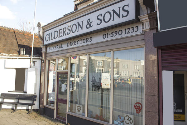 Gilderson & Sons Funeral Directors in Seven Kings
