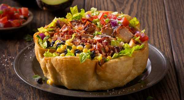 Taco Salad [Shell or Bowl] Picture