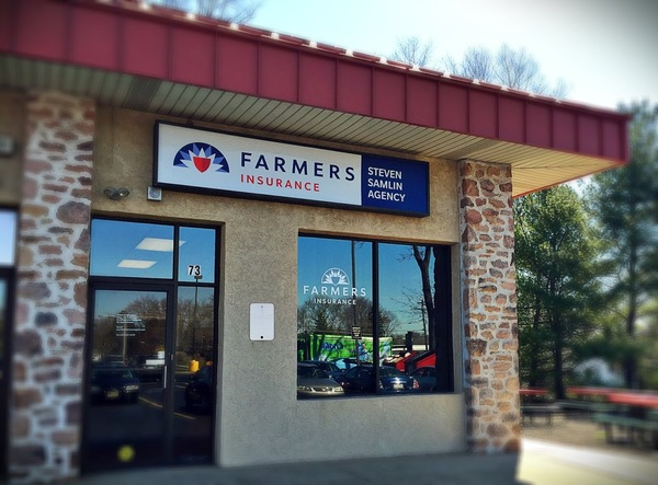 Front of Farmers Agency