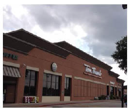 Tom Thumb Store Front Picture at 2200 E 14th St in Plano TX
