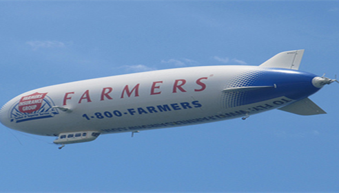 Farmers® Blimp
