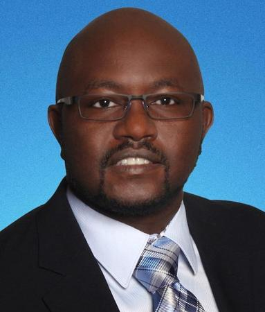 Photo of James Mwangi