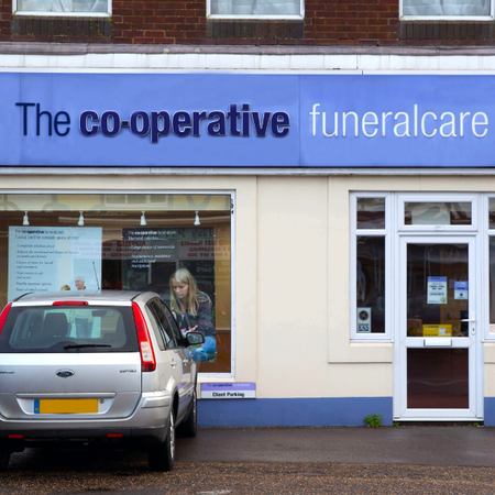 The Co-operative Funeralcare Bognor Regis