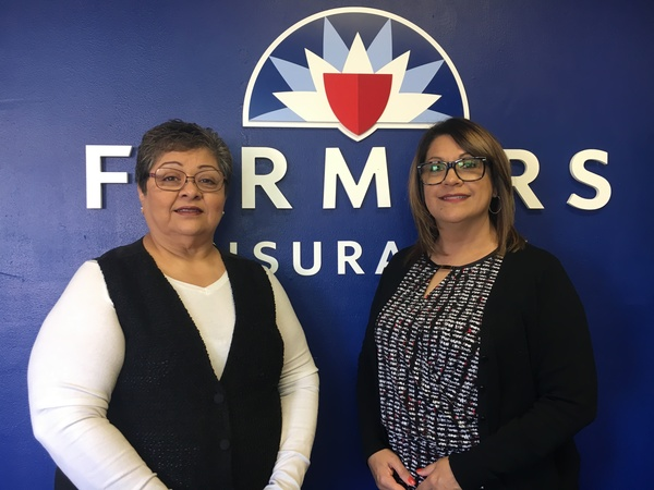 Vickie and Brenda, our excellent staff, at the Las Cruces Office Location