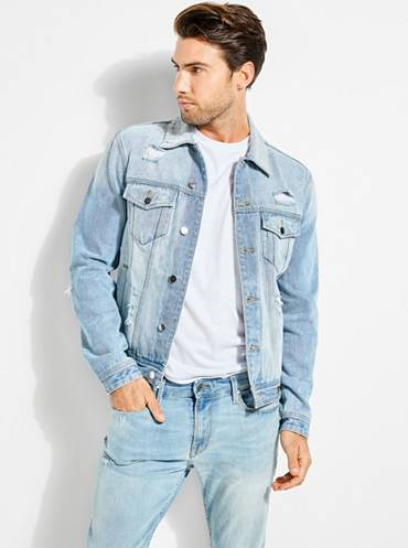 Guess mens jeans and denim