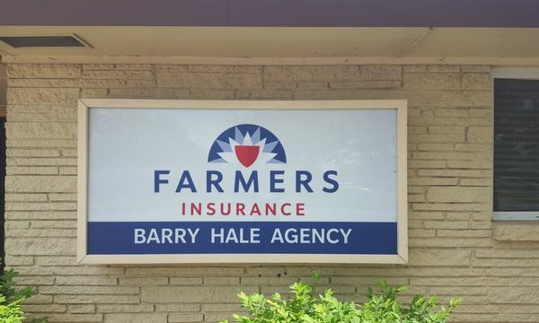 farmers insurance sign