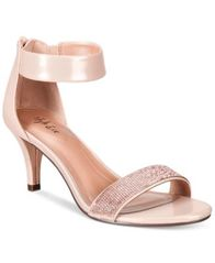 Image of Style & Co Phillys Two-Piece Evening Sandals, Created for Macy's