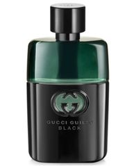 Image of Gucci Guilty Men's Black Pour Homme Eau de Toilette, 3 oz