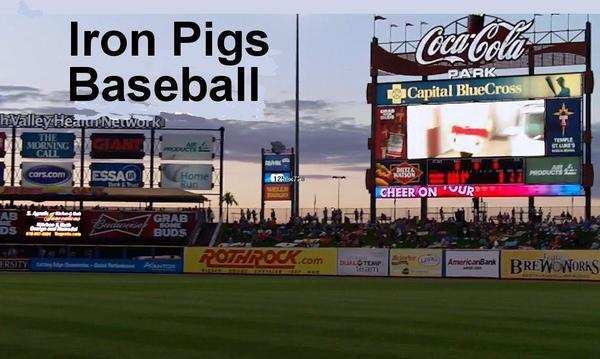 "John ""JT"" Tsiouvaras Farmers® Insurance Agency is a Proud Partner of Lehigh Valley IronPigs."