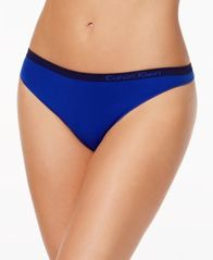 Image of Calvin Klein Pure Seamless Thong QD3544