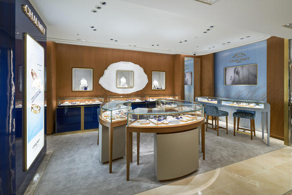 Chaumet Japan Isetan Shinkuju