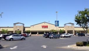 Vons Store Front Picture at 1155 E Twain Ave in Las Vegas NV