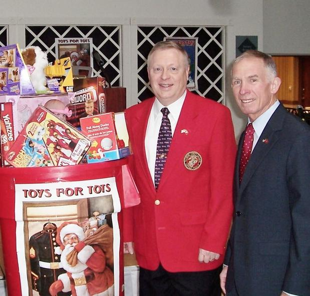 Eugene Weller - Toys for Tots