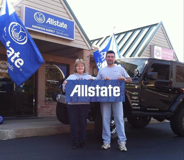 Tj Anderson - Welcome to the Allstate Family, Tom and Gayle!