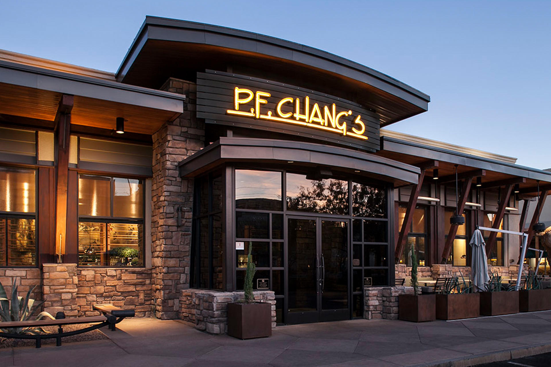 photograph about Pf Changs Printable Menu called P.F. Changs inside of 7132 E Greenway Pkwy. Scottsdale, AZ Asian