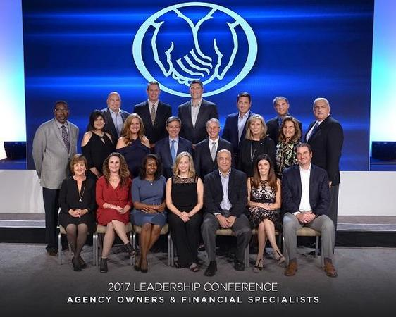 George Denger - Allstate Leadership Conference Experience in Chicago