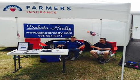 Clay County Fair - you will see Farmers® Insurance here every year!